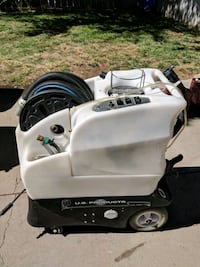 Carpet extractor machine-make offer