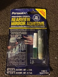 Rearview Mirror Adhesive. Columbia, 21045