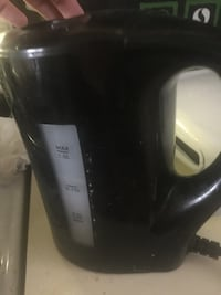 black and gray electric kettle Edmonton, T6L