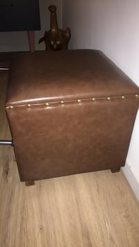 commode 2 tiroirs en bois marron Lamonzie-Montastruc, 24520