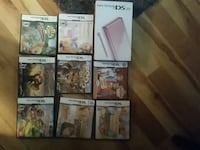 assorted Nintendo Wii game cases 510 km