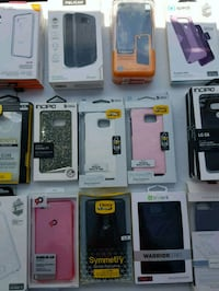 Over 40 New Phone Case lot $50 firm Cary, 27513
