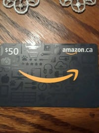 Amazon gift card  Vaughan, L4L 9P2