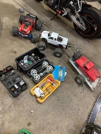Traxxas rc trucks