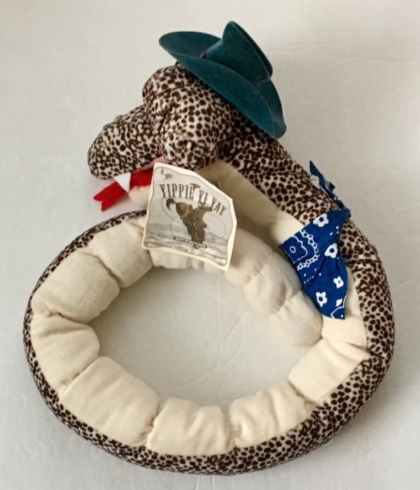 Used Yippie Yi Yay Rattlesnake Plush 32