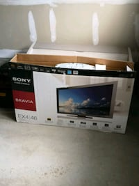 "Sony Bravia 46"" HD TV Milton, L9E 0A5"