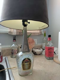 crown royal lamp Harriman, 37748