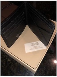 Authentic Men's Louis Vuitton Wallet (black and grey checkered) entertaining all offers Austin, 78705