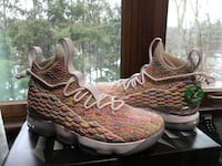 Lebron 15 Fruity Pebbles (Limited Edition) Brand New  Woonsocket, 02895