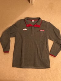 Razorback Columbia Pullover (Large) Little Rock, 72227