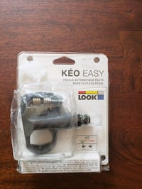 New look keo pedals for sale