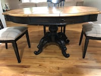 oval brown wooden dining table Liverpool, 13090