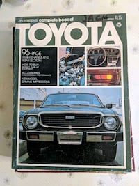 Peterson's book of the Toyota