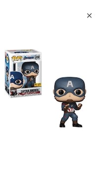 Captain America - Funko Pop Vaughan, L4J 8B5
