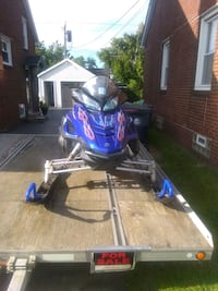 2005 Yamaha RS Vector Snowmobile, all serviced at Don George 2019