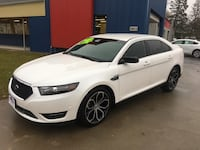***NEW ARRIVAL*** 2013 FORD TAURUS SHO w/ AWD, LEATHER, PREMIUM WHEELS