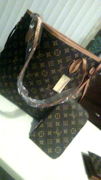 Brand new lv bag with matching wallet Ruskin, 33570