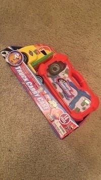 Kids toy never opened