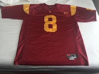 USC XL Football Jersey Washington, 20036