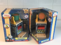 Fisher Price Thomas & Friends Wooden Railway Lights & Sounds Ironworks Markham, L3T 7P7