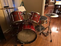 Red Pearl Export Series Drum Set Fairfax, 22032