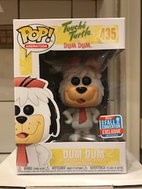 Funko Pop Touché Turtle and Dum Dum - Dum Dum Palmdale, 93552