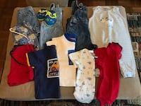 Huge Set of Boys' Summer Clothes - Size 3-6 Months