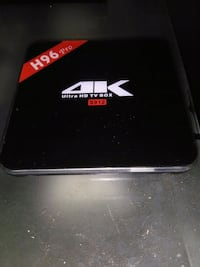 4k Ultra HD Android TV Box H96 Pro