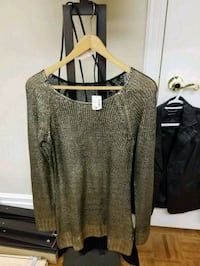 women's gray sweater Mississauga, L5L 2S3