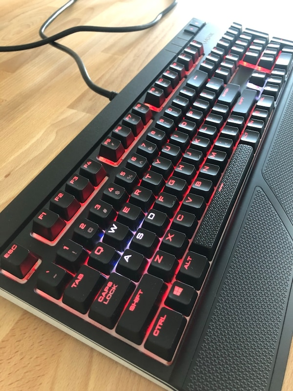 Mechanical Gaming Keyboard - Corsair Strafe 28a1b2ce-efae-4b49-9941-3a5945200968