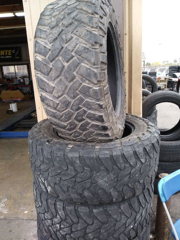 Used Mud Tires For Sale >> 35125020 Used Mud Tires