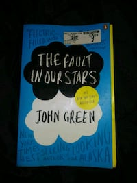 Fault in our Stars book Orange City, 32763