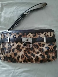 Large Guess Wristlet