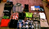 Boys Clothes and Footwear Calgary, T3E 7G4
