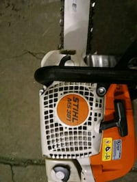 Never used stihl ms391 Youngstown, 44505