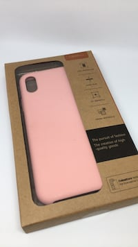 IPhone X soft pink Phone case London, N6J 3Z2