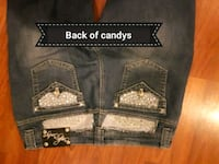 black and gray denim bottoms Fort Erie, L2A 1H2