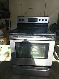black and gray induction range oven McKinney, 75070