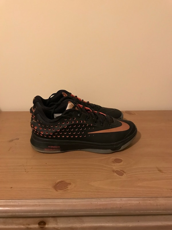Used Nike Kd 7 Elite Rose Gold Size 10 5 For Sale In