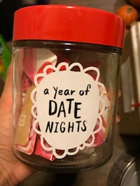 Hallmark - Date Night Jar New Westminster, V3L 2V2