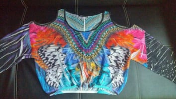 Adorable Crop Top Large