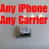 Unlock any iPhone to any gsm carrier  1964 mi