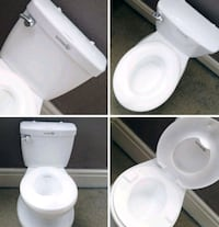 Toddlers toilet