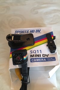 SportsHD  DV SQ 11 mini DV camera Toronto, M9P 1K2
