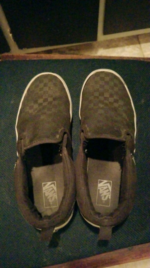 aa5b8373f75f Used Vans Boys shoes size 6 for sale in Duluth - letgo