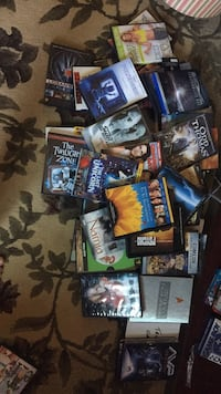 Assortment of movies.  Must take all Northern Cambria, 15714
