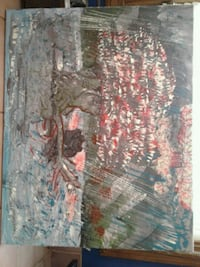 Painting sold by artist