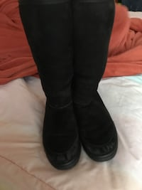 Black ugg winter boot size 9 Alexandria, 22307