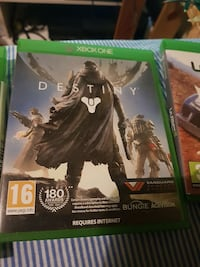 Destiny Xbox One game case