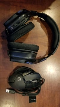 black and gray corded headphones Towson, 21204